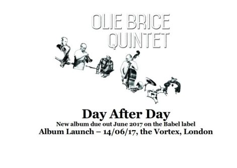 quintet album launch poster